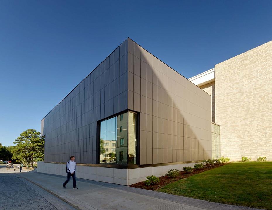Terracotta Cladding in Arkansas University