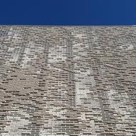 Custom Clay Wall Brick in Magna hotel