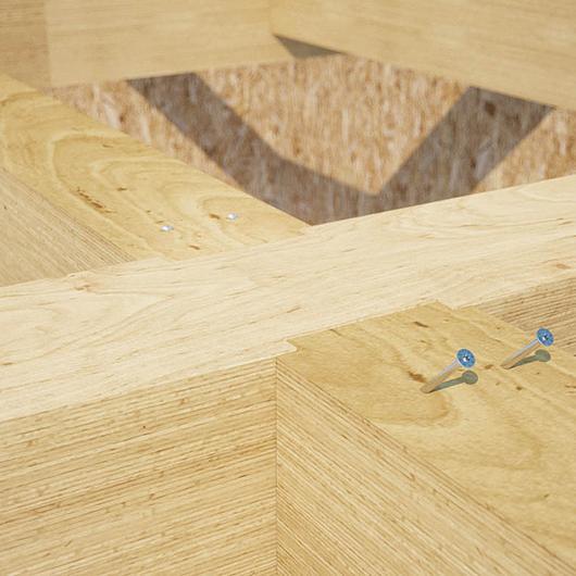 Screws - HSB Hardwood / Rothoblaas