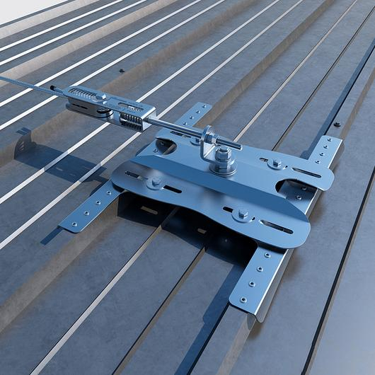 Safety Roof Support - SHIELD / Rothoblaas