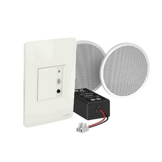 Kit Orion Sound System Bluetooth® + fonte + alto-falante / Schneider Electric