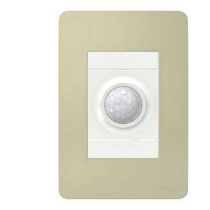 Placa 4x2 3P/ALU para interruptores e tomadas - Essence Horizon Gold