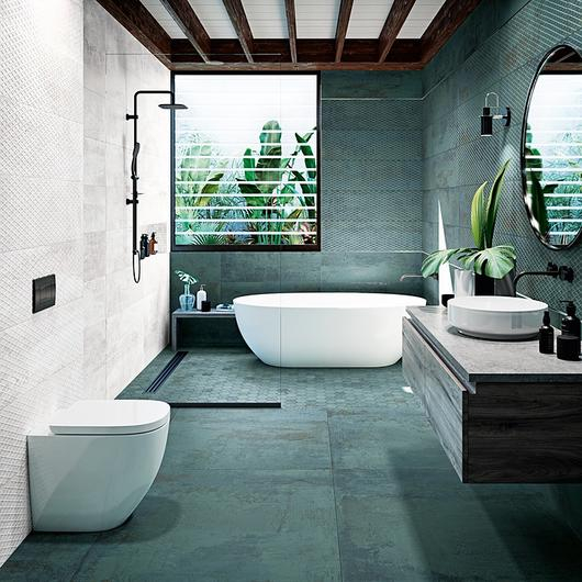 Porcelain Tiles - Metallic