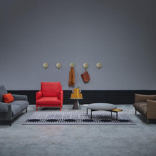 Sofa and Armchair - Alpino