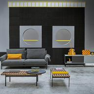 Sofa and Armchair - Alpino