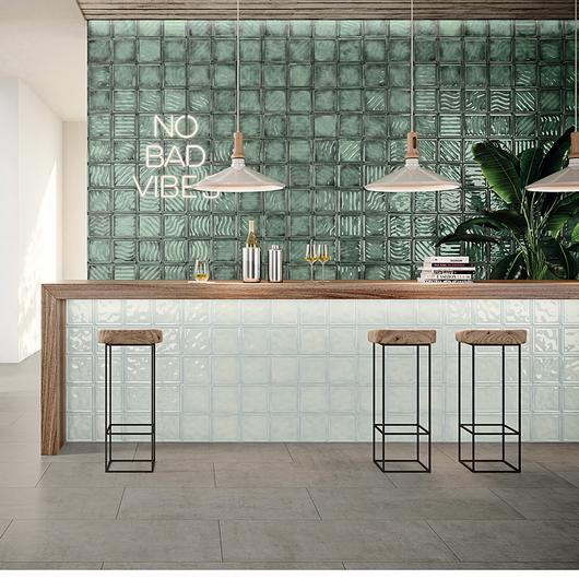Ceramic Tiles – Glass Collection / Aparici