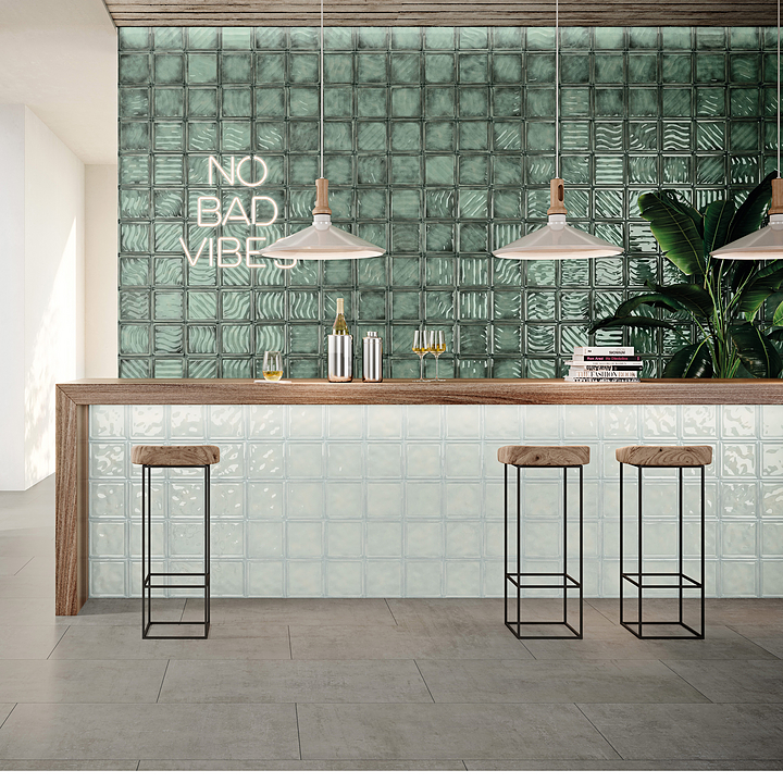 Ceramic Tiles Glass Collection From Aparici