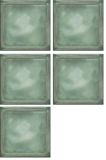 Aparici - Glass Collection - Green Pavé