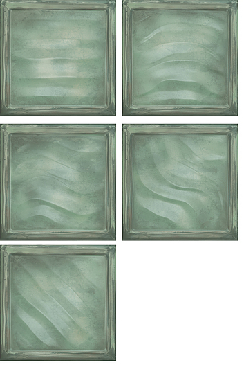 Aparici - Glass Collection - Green Vitro