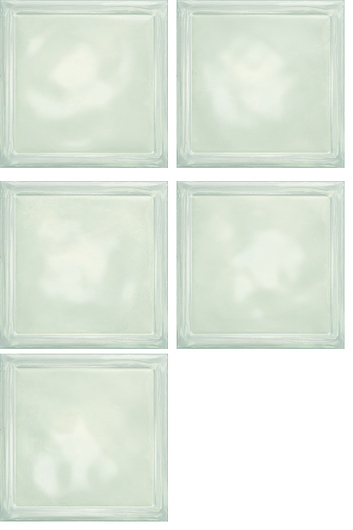 Aparici - Glass Collection - White Pavé