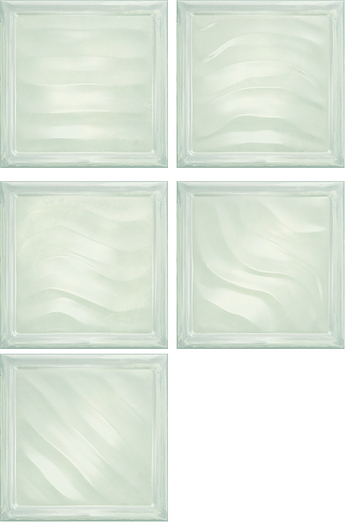 Aparici - Glass Collection - White Vitro