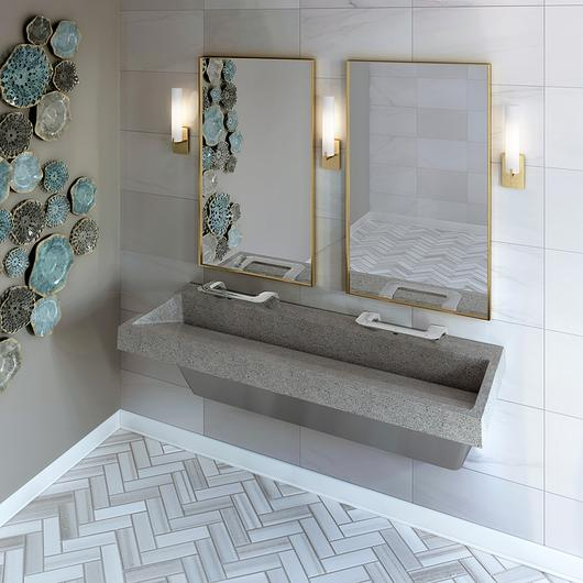 How to Save Space in ADA Compliant Bathroom Design
