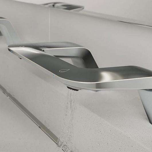 Sink Faucets - WashBar Duo / Bradley Corporation  USA