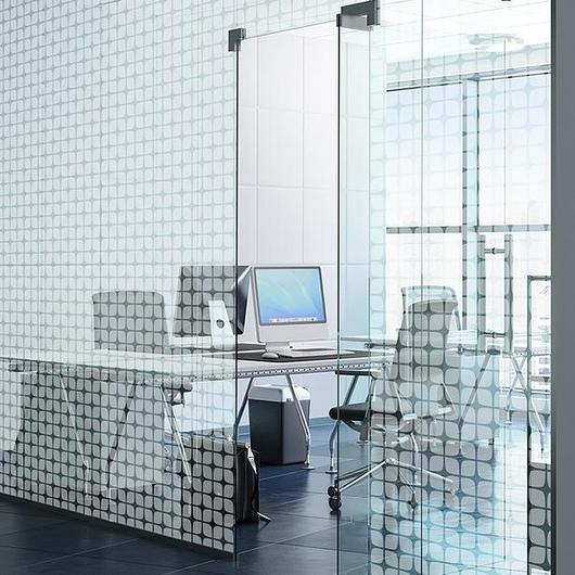 Clear Acrylic Frosted Panels - Frosted Fusion / Decorative Ceiling Tiles