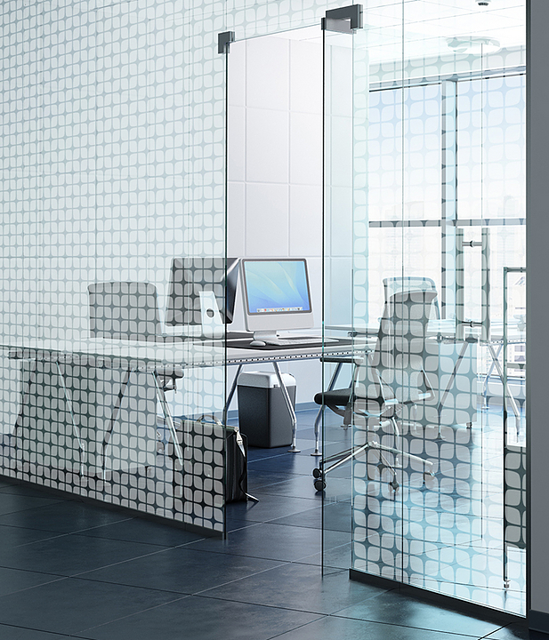 Clear Acrylic Frosted Panels - Frosted Fusion