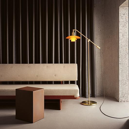 Floor Lamp – The Water Pump - Limited Edition / Louis Poulsen