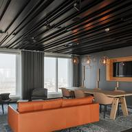 Metal Ceilings - Linear - 30BD/30BXD + CCA