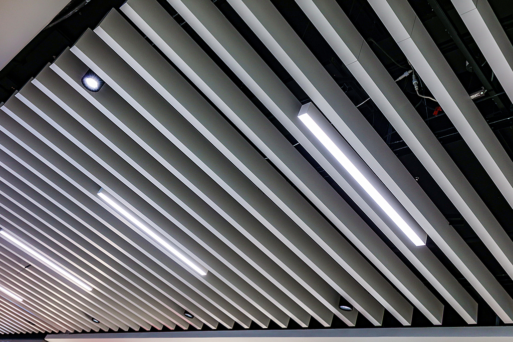 Metal Ceilings Baffles Tavola