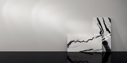 Porcelanato Panda | White