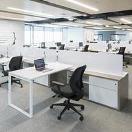 Mobiliario en oficinas