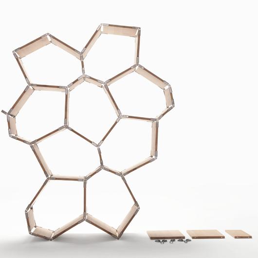 Mueble Cracked Shelf de gt2p