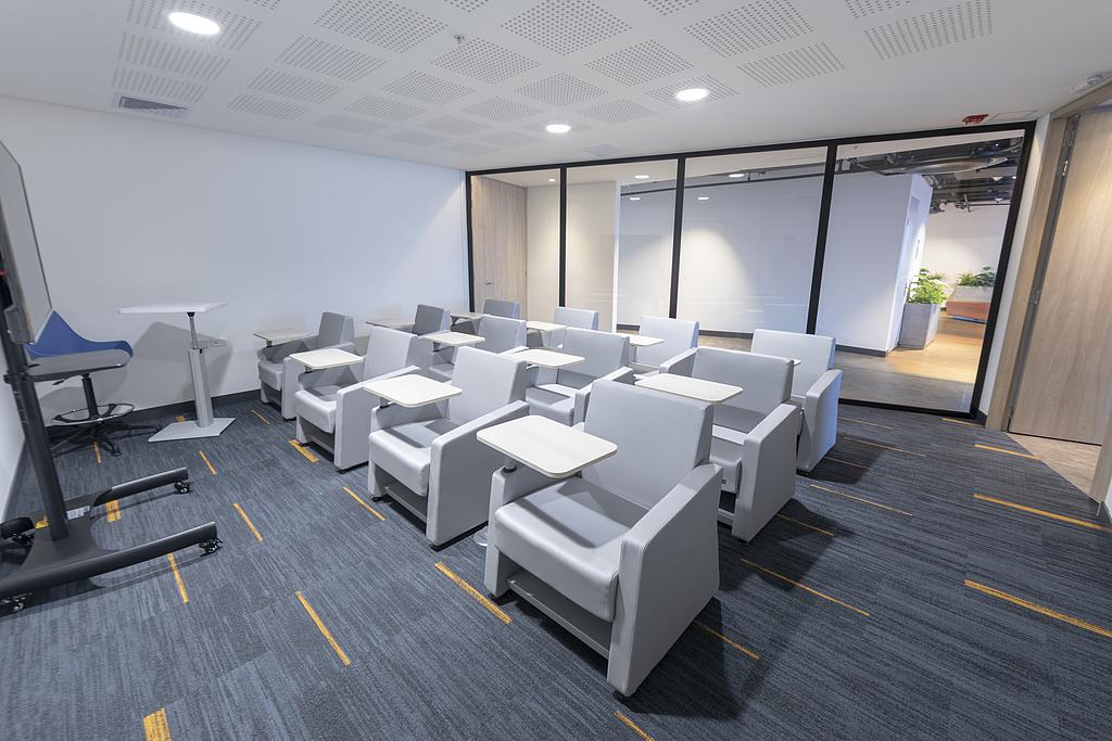 Mobiliario en universidades y centro educativos