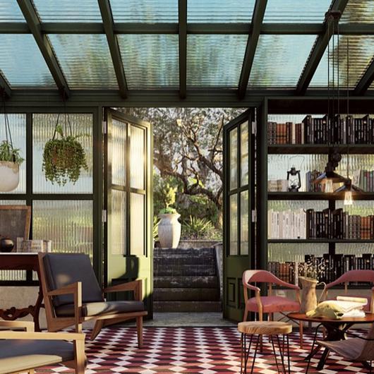 Rendering - Interior Designs / Lumion