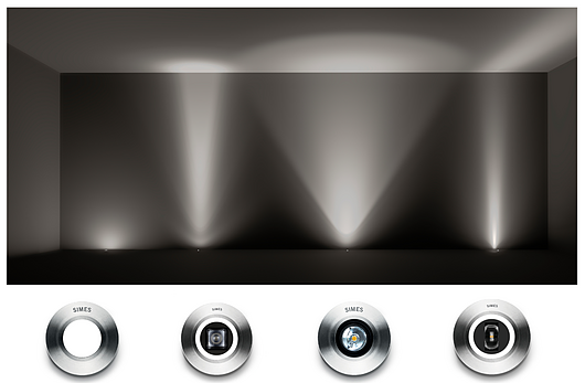 Walkover / Wall Recessed - Nanoled Stainless Steel