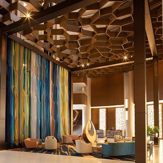 Hotel Mandarin Oriental  - Cielo Paramétrico