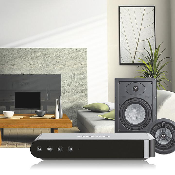 Sistema de audio inteligente - Nuvo