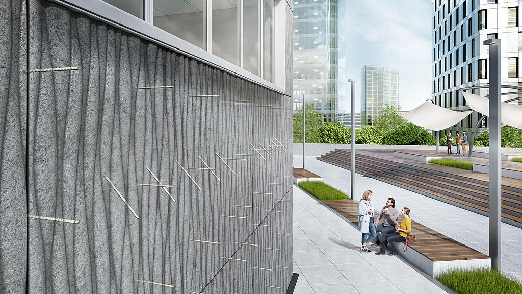 Concrete Façade Fasteners - Isolink®