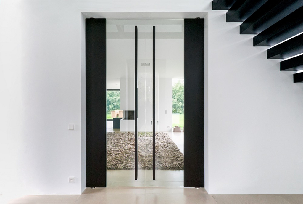 Pivot Hinges for Glass Pivot Doors