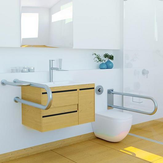 Accesorios para baños accesibles