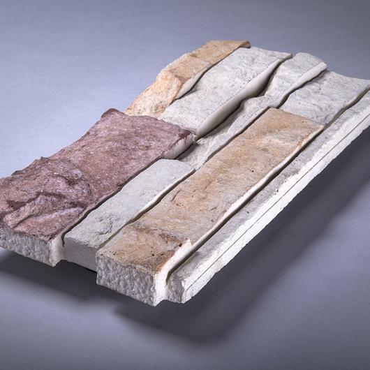 Piedra para revestimiento de interiores y exteriores