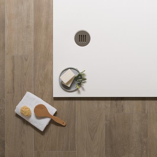 Platos de ducha con tecnología KrionShell® / Porcelanosa Grupo