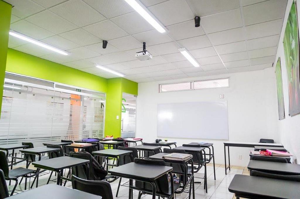 Plafón Celotex Escuelas