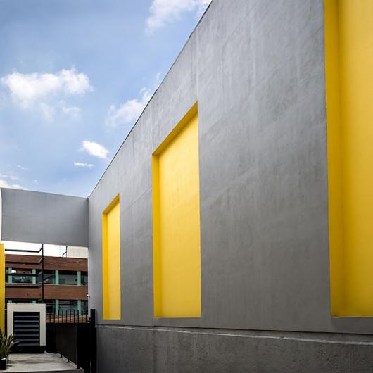 Placa de cemento BUNKERMAX / Saint-Gobain