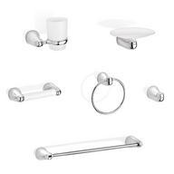 Kit de accesorios para baño Aluvia