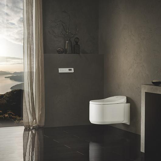 WC Suspendido Sensia Arena - Grohe / Atika