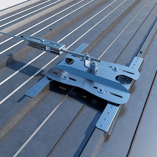 Soporte para cubierta de metal - SHIELD