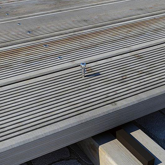 Tornillo para maderas duras - KKZ A2 / Rothoblaas