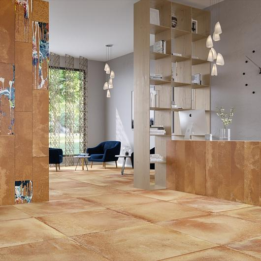 Porcelain Tiles - Fire / Apavisa
