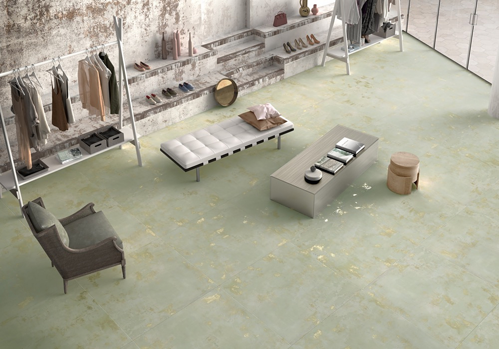 Porcelain Tiles - Mood
