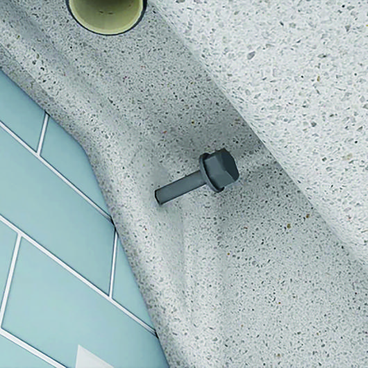 How to Install a Surface Mounted Sanitary with Brackets
