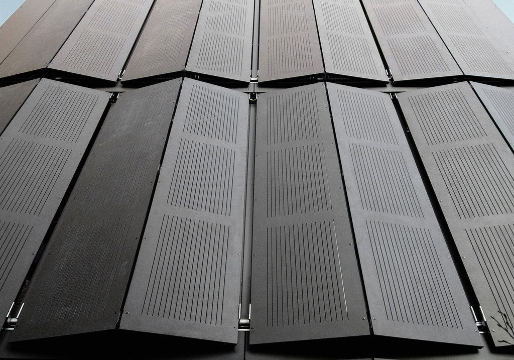 Fiber Cement Facade Panel Natura From Equitone