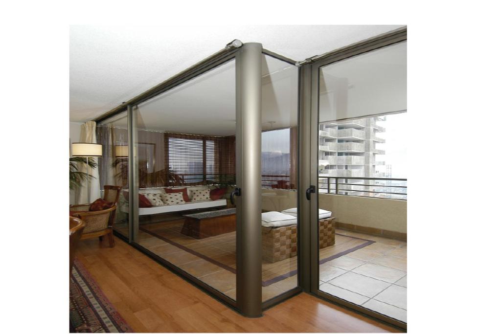 Manual de mantenci n de ventanas de pvc aluminio y for Ventanas pvc madera