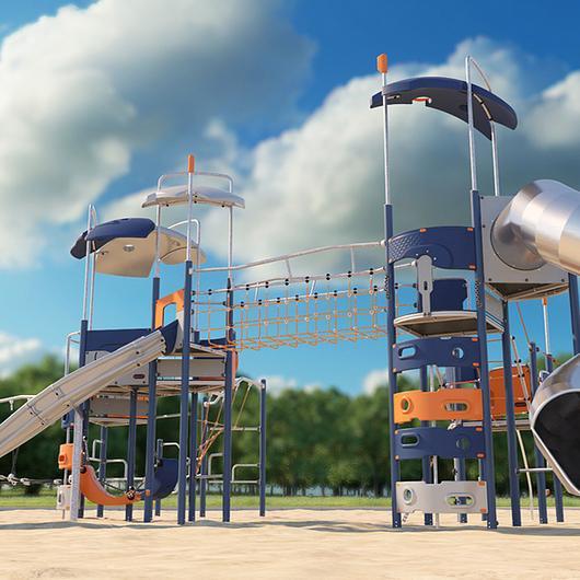 Juegos infantiles - ELEMENTS™ GO y TODDLERS  para niños grandes y pequeños / UrbanPlay