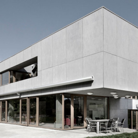 Fiber Cement Facade Panel Tectiva