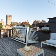 Roof hatch - Glazed RHTG