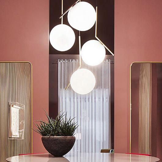 Lámparas Diseñador Michael Anastassiades / Flos